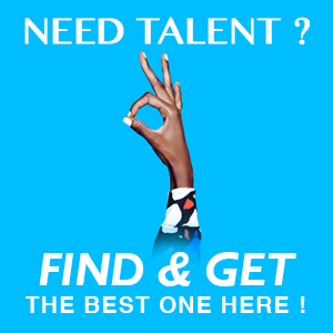 Search audition and job